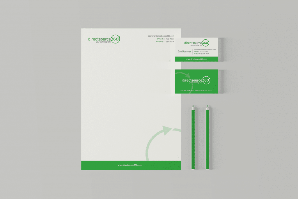 Identity Package for IT Business