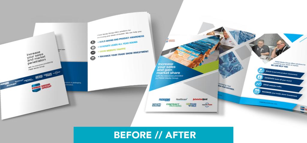Pocket Fold Brochure Design