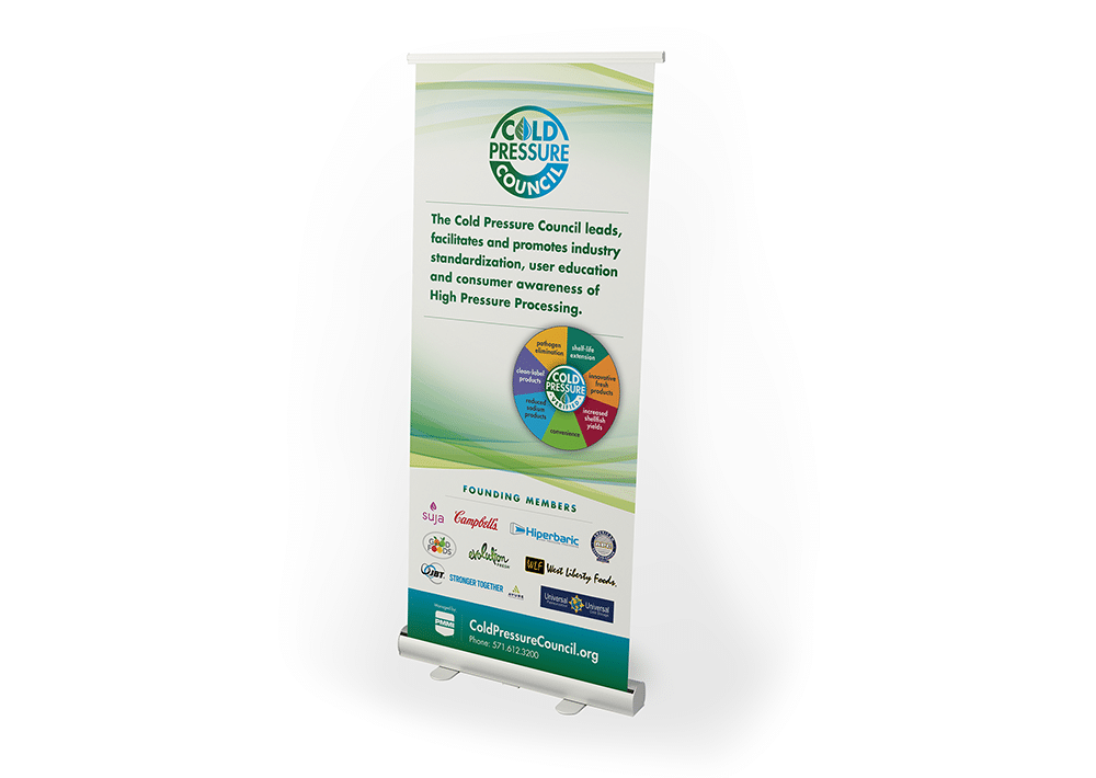 Council Banner Design and Branding