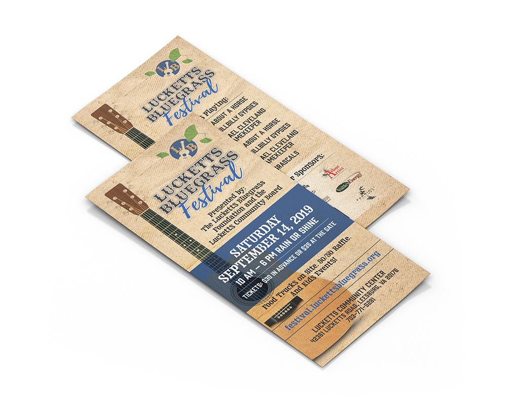 Custom Festival Flyer Design