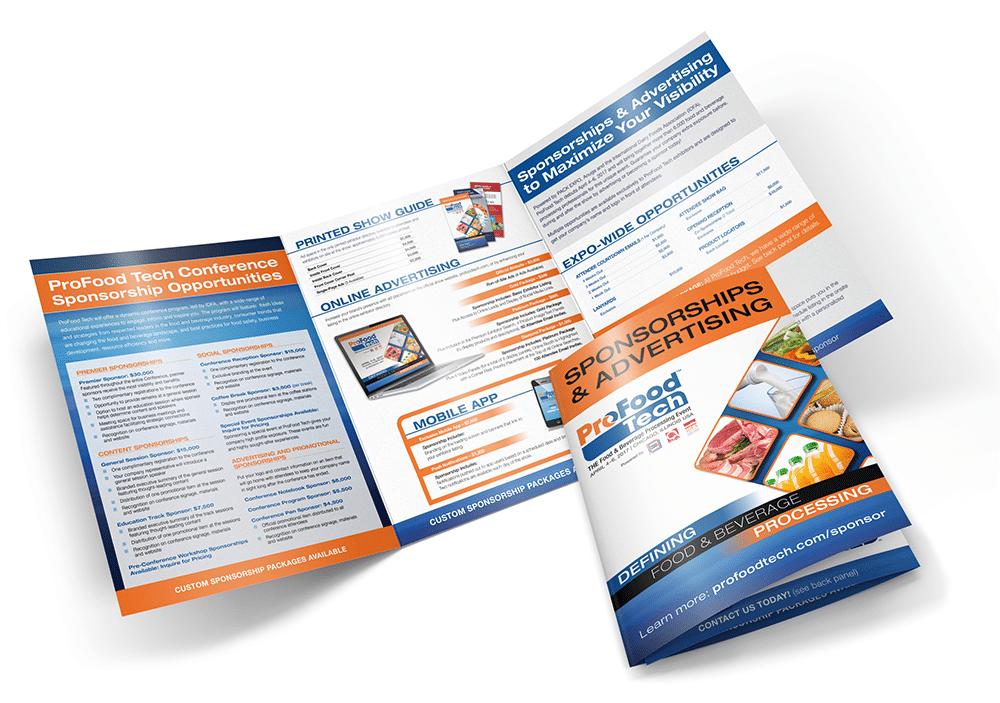 Sponsorship Brochure Design