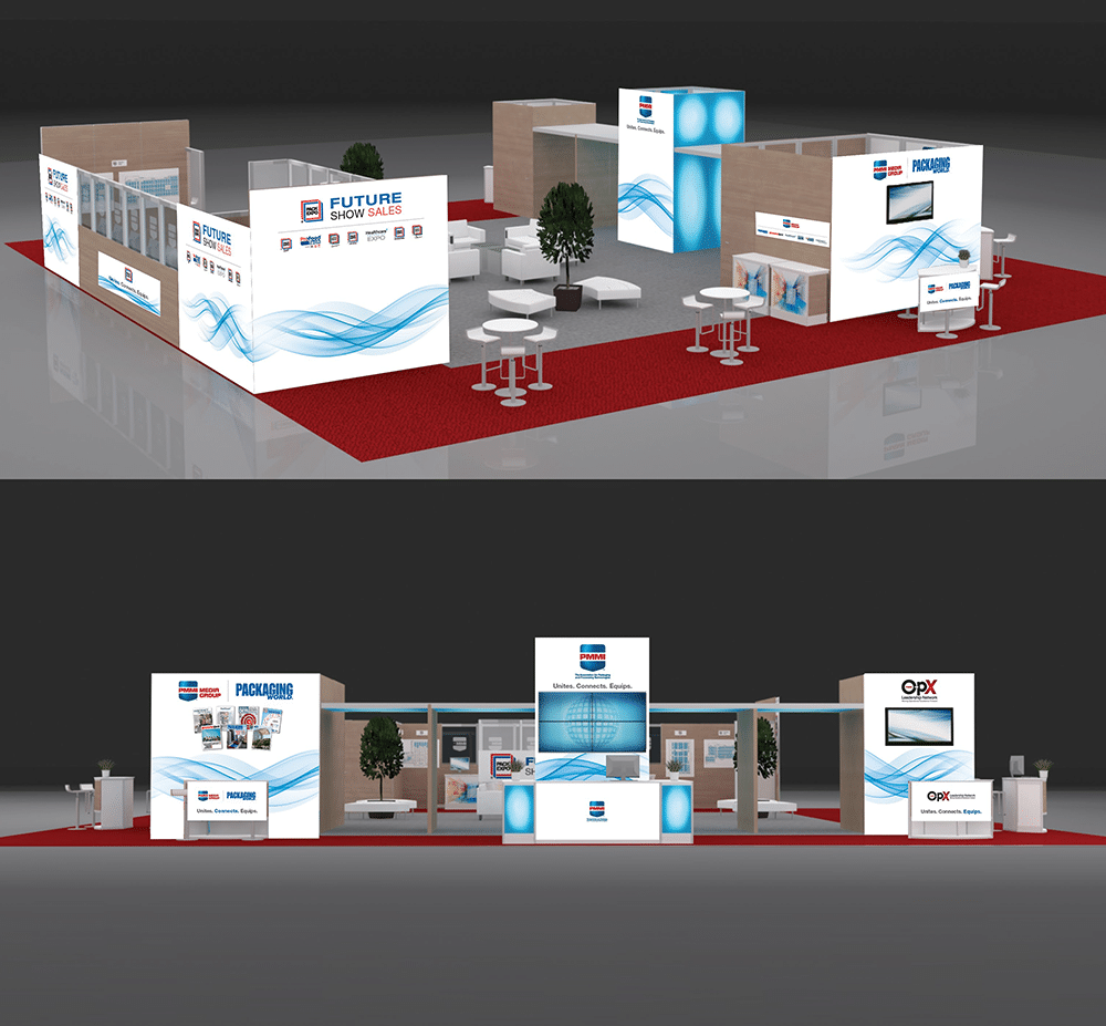 Custom Expo Booth Design
